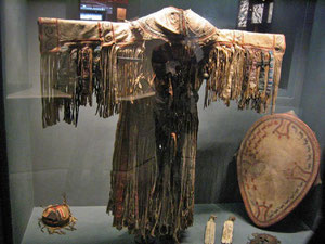 Костюм эвенкийского шамана