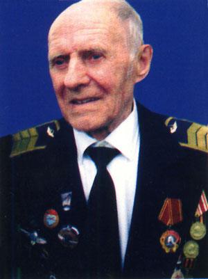 Заслуженный пилот СССР Ю.П. Яковлев