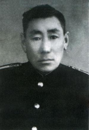 Г.В. Короходкин. Якутск, 50-е годы