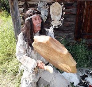 Якутский белый шаман