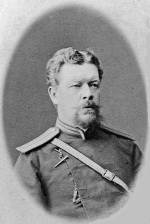 Начальник тюрьмы в Иркутске