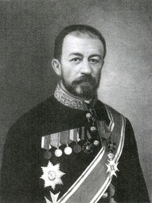 Якутский губернатор В.Н.Скрыпицын
