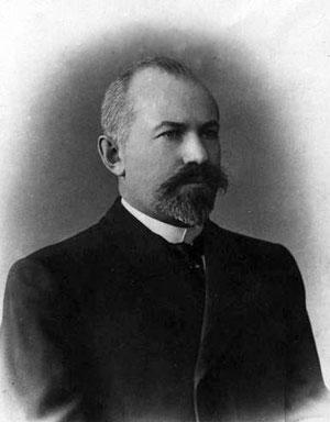 Министр юстиции И. Г. Щегловитов