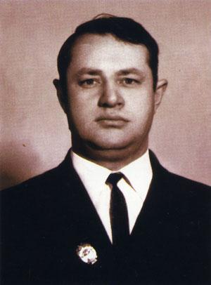 Старший штурман 270-го ЛО В.И. Ванин
