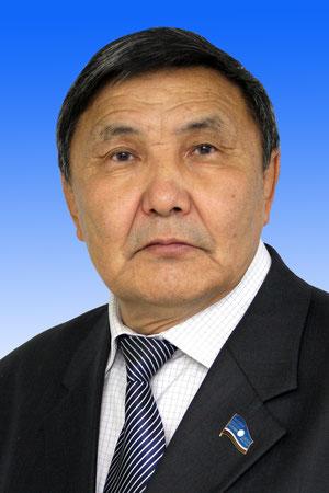 Шамаев Иван Иванович. Якутск
