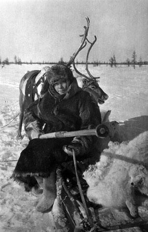 Выпускница Якутской фельдшерской школы 1953 г