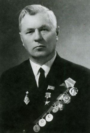 Павел Никандрович Иванов