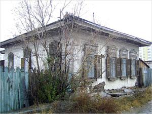 Дом Меликова Д.И. в Якутске