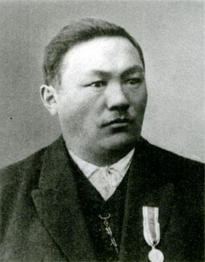 Качикатский купец Семен Петрович Барашков