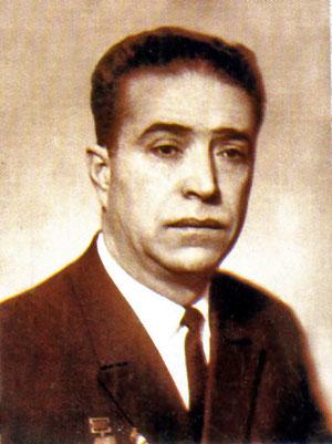 Заслуженный штурман СССР Г.О. Ширинян