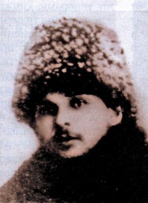Егор Матлахов