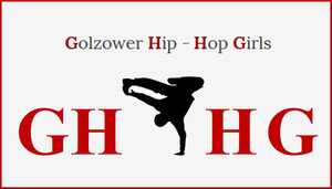 Performance im Haus Ananda der Hip-Hop Girls Golzow