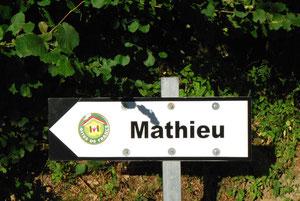 Mathieu commune de Saint-Julien-aux-Bois (19)