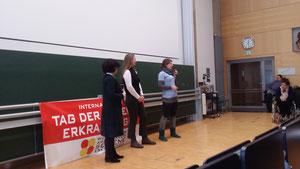 Tag der seltenen Erkrankungen - Selbsthilfe CRPS Mühldorf München Bayern