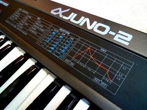 Alpha Juno Sounds only - £10.99 - msg for info