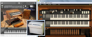 The real Mellotron samples are 'by note' for maximum utilisation! Click for demo