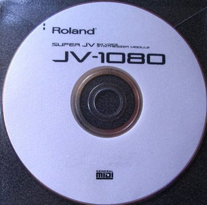 ROLAND JV-1080 DVD Tutorial £12.99