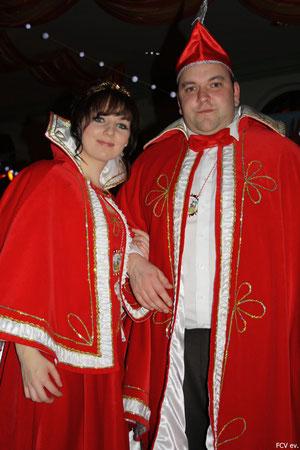 Prinzessin Mandy und Prinz Dirk