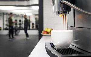 Koffie bij Base2