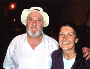 avec christiane campana (dite petite soeur) - 2007