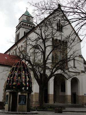 Die Heilig-Geist-Kirche