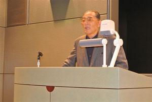 卒寿の記念講演