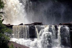 SaltoSapito (Wasserfall der kleinen Giftfrösche )