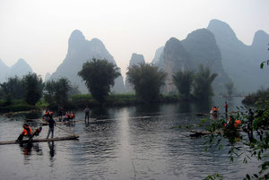 Li Fluss in Guilin