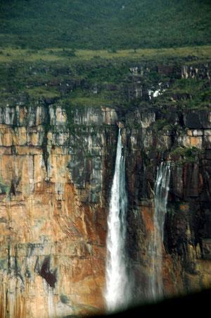 Salto Angel....höchster Wasserfall der Erde ca. 1000m