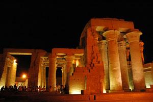 Kom Ombo Tempel des Tut Moses