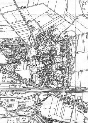 Karte von Rimbeck 2012