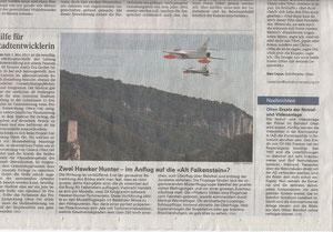 Oltner Tagblatt Abschlussbericht