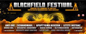 BLITZMASCHINE @ Blackfield Festival 2011