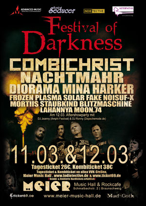 BLITZMASCHINE @ Festival of darkness 2011