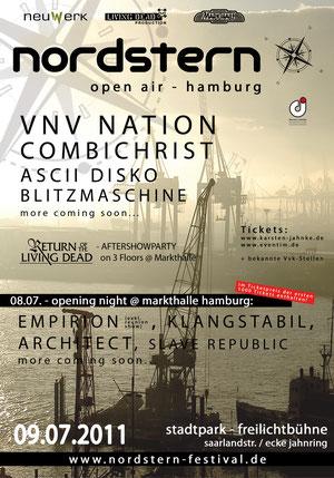 BLITZMASCHINE Nordstern Open Air Festival