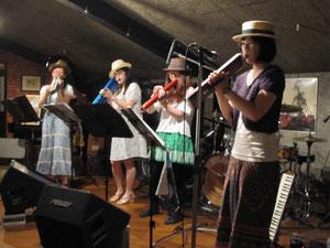 2010/7/10 @スクラッチ【1st.LIVE】