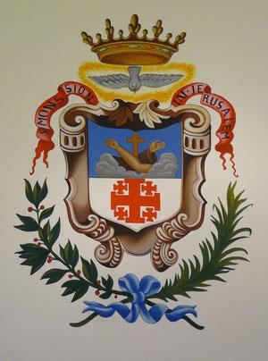 Escudo franciscano