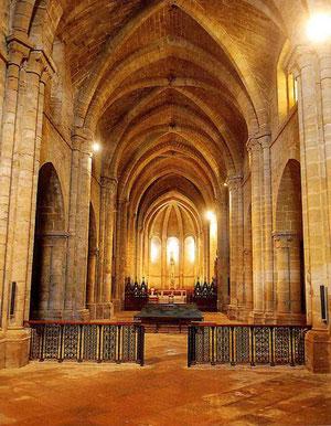 Monasterio de la Oliva de Carcastillo, Navarra