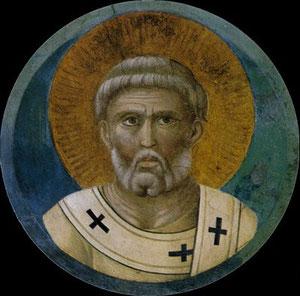 Frescos en la Basílica de San Francisco de Asís, San Pedro, Giotto