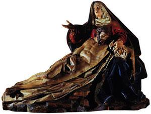 1616 La Piedad de Gregorio Fernández