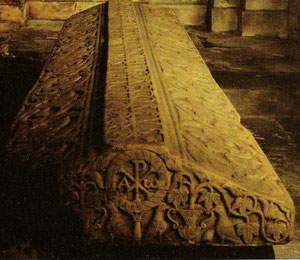 Sarcófago de Itacio