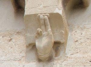 Dextera Domini o mano derecha de Dios