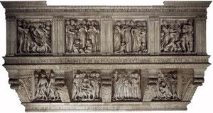 Cantoría. Luca della Robbia. 1431