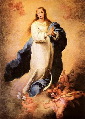Inmaculada. Murillo