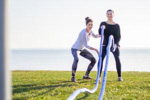 Power-Home-Workout als Online Personal Training in Friedrichshafen