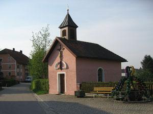 Kapelle Frankenreuth - Johannes Nepomuk
