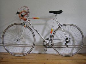 """Peugeot """"Triathlon"""" - der Wahnsinn mit 12 Gängen."""