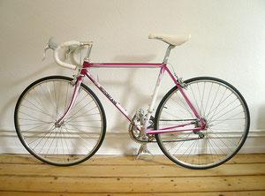 So in etwa sah mein erstes Rennrad: Motobecane aus