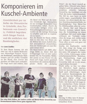 NZ Interview vom 10.03.2012