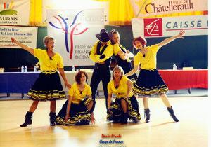 Demi-Finale à Chatellerault